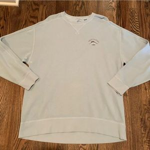 Tommy Bahama Relax Men's Cotton Crew Neck Pullover